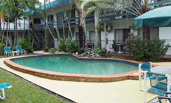 The Palms At Palm Cove Holiday Apartment Accommodation