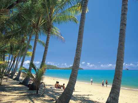 Palm Cove Holiday Apartment Accommodation Location